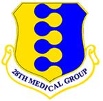 28 Medical Gp emblem.png