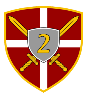 2nd Land Force Brigade - Image: 2 Brigada KOV