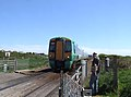 377305 On Bishopstone beach crossing.jpg