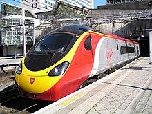train wikipedia