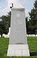 3rd Infantry Memorial - pylon - Arlington National Cemetery - 2011.JPG
