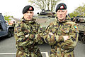 45 Inf Gp UNIFIL Ministerial Review Curragh Camp 010 (14142143071) (2).jpg