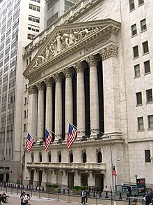The New York Stock Exchange Is Major Center For Listing And Trading Shares In United States Most Corporations Are However Incorporated Under