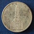 5 Reichsmark 1935 Ganisonskirche a.jpg