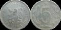 5 haleru CSK (1953-1955).png