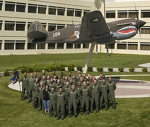 614th Space Operations Squadron - The last official photo of the 614 SOPS (18 May 2007)
