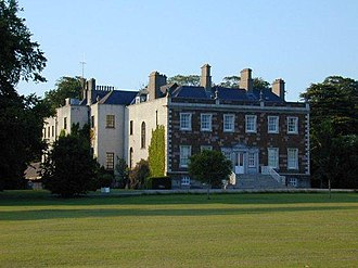 Love & Friendship - Location filming took place at the Newbridge Estate in Ireland.