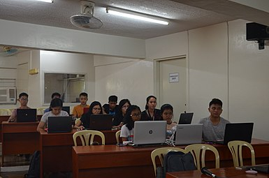 9th Waray Wikipedia Edit-a-thon 03.JPG