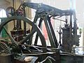 A-frame beam engine, side view, Abbey pumping station, Leicester.jpg
