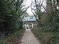A31 Underpass, Ferndown - geograph.org.uk - 1750031.jpg