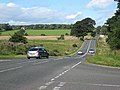 A68 near Colwell - geograph.org.uk - 960039.jpg