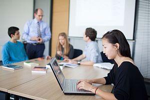 American University in Bulgaria - Classroom Environment