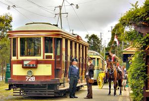 Loftus, New South Wales - Sydney Tramway Museum