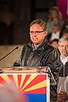 AZGOP Chairman Jonathan Lines Speaks At Prescott Election Eve Rally (43971705100).jpg