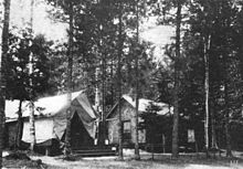 A Camp in the Adirondacks, Book News Monthly, October 1905, image page 71.jpg