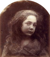 A Child's Head 'Little Bee', by Julia Margaret Cameron.jpg