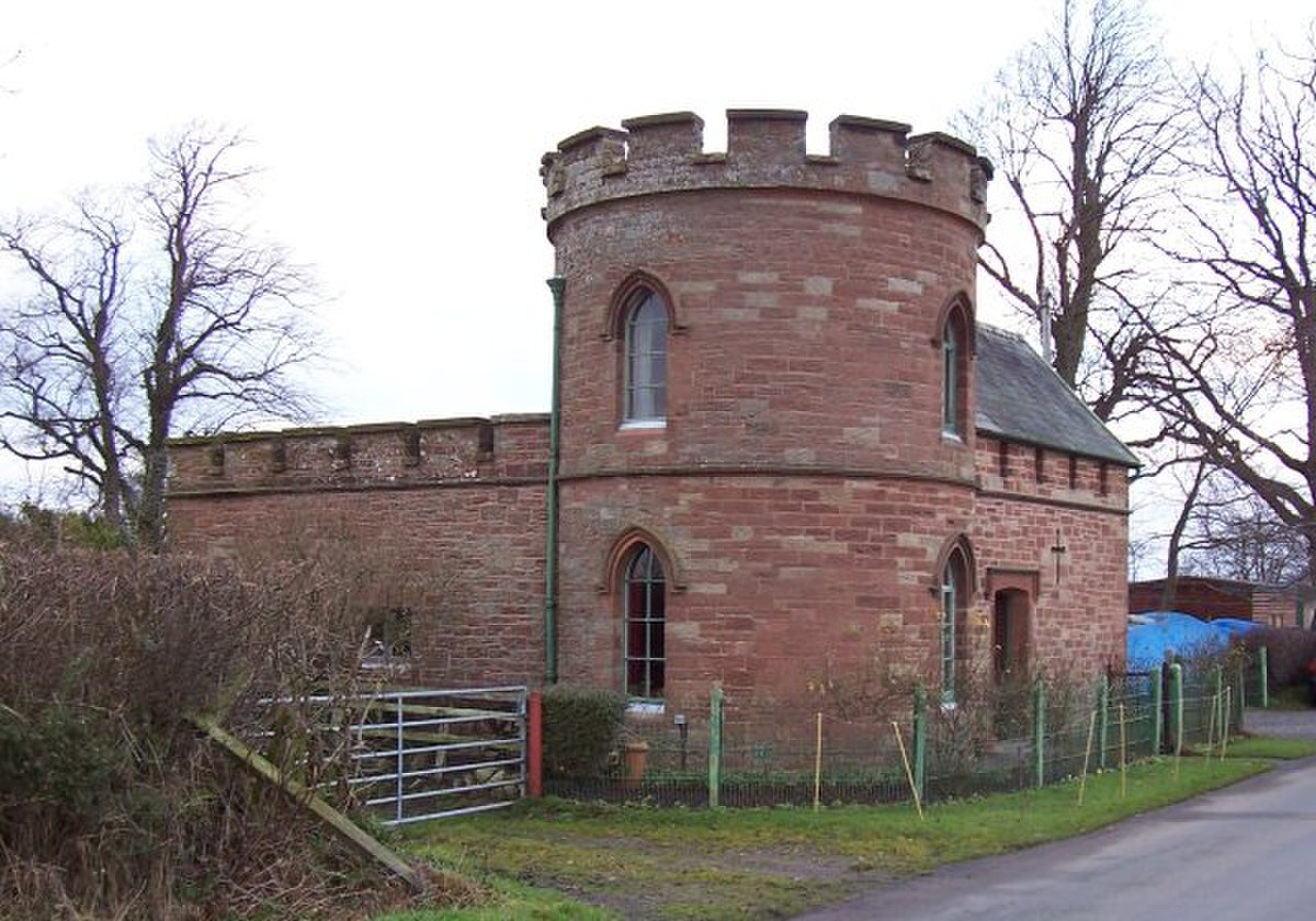 A Lodge or Toll at Cardew. - geograph.org.uk - 95536.jpg