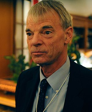 Michael Spence - Spence in 2008