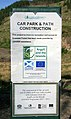 A sign at Inverawe Forest car park - geograph.org.uk - 1342535.jpg
