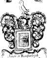 A system of heraldry speculative and practical- with the true art of blazon Fleuron T135745-46.png