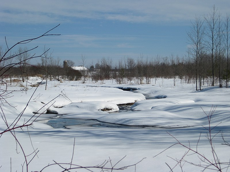 File:A thawing stream - panoramio.jpg