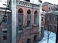Abandoned old Belgian building in Lysychansk (Feb 2018) 4.jpg