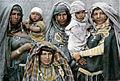 Abb. 505. Gruppe von Beduininnen in Tunis.jpg