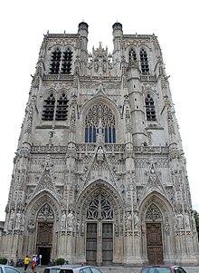 Architecture gothique wikip dia for L architecture gothique