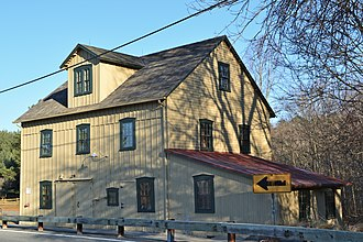 National Register of Historic Places listings in Sussex County, Delaware - Image: Abbotts Mill Sussex Co DE