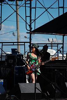 Abby Travis American guitarist