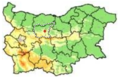 Ablanitsa Lovech Map with pushpin.png