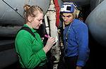Aboard the aircraft carrier USS George H.W. Bush (CVN 77) 140707-N-CS564-090.jpg