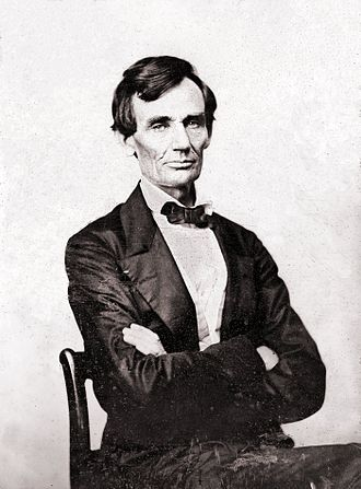 Grace Bedell - Image: Abraham Lincoln O 36 by Butler, 1860 crop
