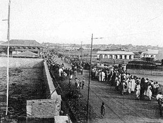 Homowo Traditional festival in Ghana