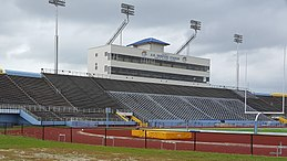 Ace W. Mumford Stadium. The Southern Jaguars Are The College Football ...