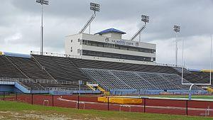 Southern Jaguars football - Ace W. Mumford Stadium