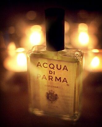 Acqua di Parma - Image: Acqua di Parma