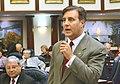 Adam Hasner closes debate on his Certificates of Release for Mortgages bill.jpg