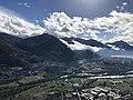 Adamello CamonicaValley with sky.jpg