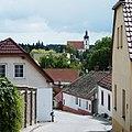 Adamov (Č.Budějovice) - pohled ke kostelu Rudolfov.jpg