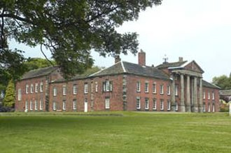 Adlington, Cheshire - Adlington Hall