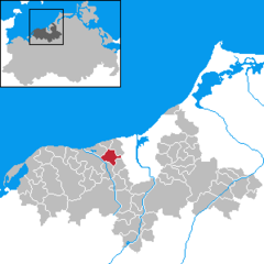Admannshagen-Bargeshagen City