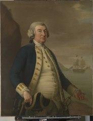 Admiral William Parry, 1705-79