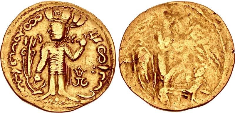 Adomano of the Alchon Huns Mid-late 5th century