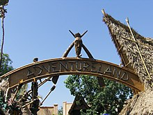 photo of Adventureland