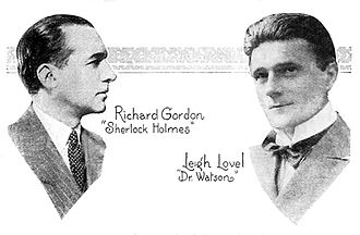 Adaptations of Sherlock Holmes - Richard Gordon and Leigh Lovel portrayed Holmes and Watson on the NBC radio series The Adventures of Sherlock Holmes
