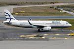 Aegean Airlines, SX-DGY, Airbus A320-232 (30151070862).jpg
