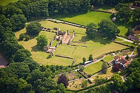 Aerial View of Basingwerk Abbey,.jpg