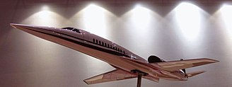 Supersonic aircraft - Aerion SBJ model