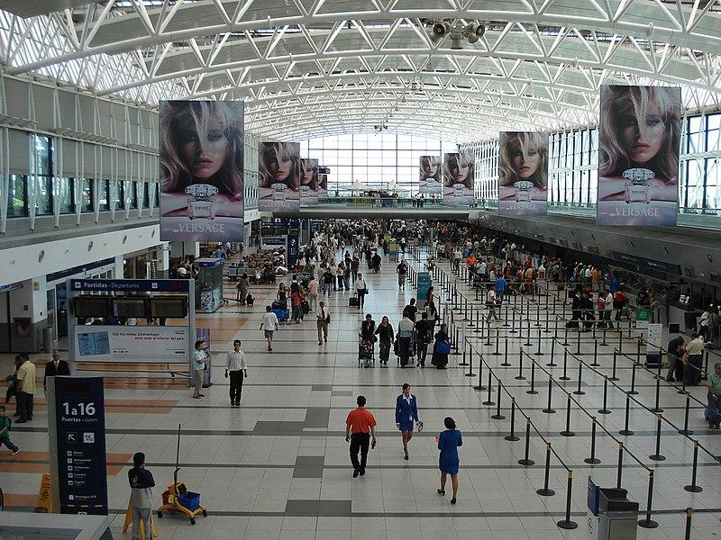 Como sair do aeroporto de Buenos Aires